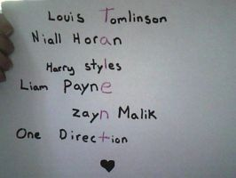 One direction by OneDirection37