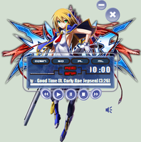 BlazBLue: Noel Vermillion by seraphimax