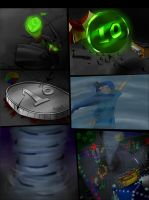 Corpse and Cataclysm page 3 by LeijonNepeta