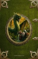 George and the Dragon by kerembeyit