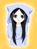 Me in a Neko Hoodie by awesome3286