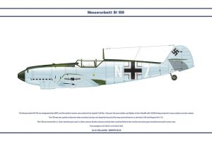 Bf 109 D-1 JG26 1 by WS-Clave