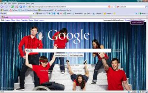 My Google Homepage by LauraLeeIlly