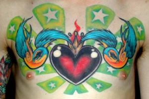 Sacred Heart by ChrisVennekamp