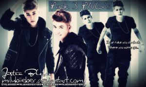 Pack PNG de Justin Bieber by MiluBiieber