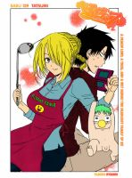 Beelzebub Ch 139 by ted1369