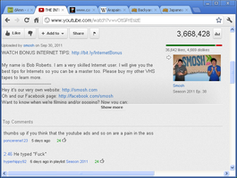 w00t top comment! by TheStaticStalker