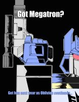 Got Megatron? by Optimus8404