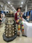 Doctor and Dalek 2 by The-16th-Doctor