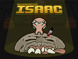 Binding of Isaac - Dead Spider by PeneIopie