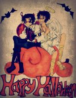 Happy Halloween 2012 by edwardsuoh13