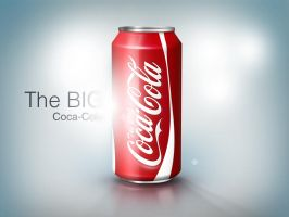 The BIG Coca-Cola by Nexert