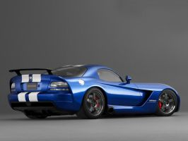 Viper SRT-10 Coupe Sports by Vipervelocity