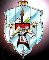 Shield of The Queen by DemonShadows