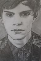 Evan Peters by RockWithAna