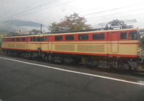 Former Seibu Railway E33 and E34 by rlkitterman