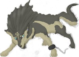 Wolf link by tdal12
