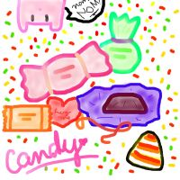 Candy! by IreinicFantasy