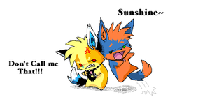 Sunshine by Ash-Dragon-wolf