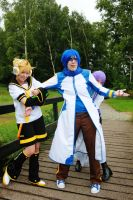 Kaito Protect me... by SsBrownie