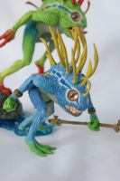 MURLOCS: FISH-EYE AND GIBBERGIL_3 by Tendranor