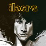 Jim Morrison by cucomaluco