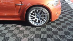 BMW 1M pace car rim by yago174