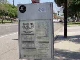 30LC - Bus Stop by Yarrum