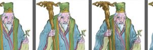 charactor turioals by liove