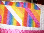 Baby quilt by tandj
