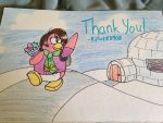 Thank you Club Penguin by Piplup88908
