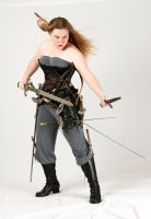 Weapons Wench 24 by kirilee