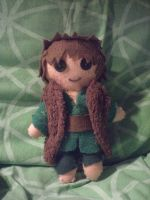Hiccup Plushie by Hukkis