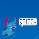 Stitch by YokaiOni