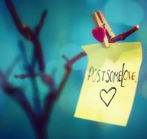 Post some l o v e by PostSomeLove