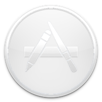 Transparent App Store Icon by TheArcSage