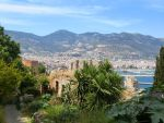 Walking on Alanya by JennIncane