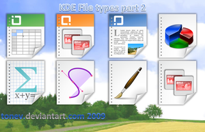 KDE filetypes 2 by tonev