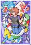 ..::My Pokemon Team (2014)::.. by Melody714