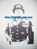 General Patton by Kelmo