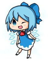 Cirno Day! by seattletrain