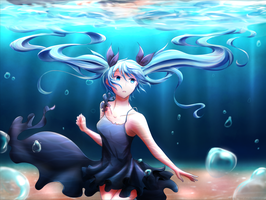 Deep Sea Girl by Hinna-chan
