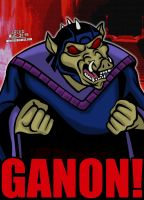 Cartoon Villains - 060 - Ganon! by CreedStonegate