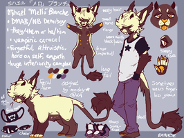 mihael ref by batnoise