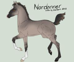 4820 Nordanner Foal by RW-Nordanners