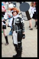 D.Gray-Man - Lavi at May Expo by KellyJane