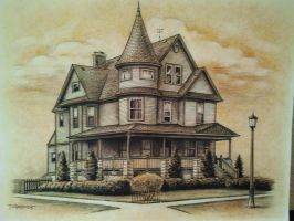 House in LaGrange by casey62