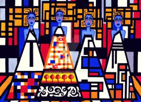 Mondrian Mothers by Viscious-Speed