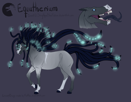 Natural Equutherium Adopt -closed- by Rafflon