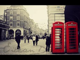 London Calling II by eileanrose